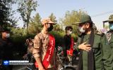 هفدهمین قسمت مستند همیار سلامت با محوریت بازدید سردار حسن زاده از مراکز واکسیناسیون ناحیه شهید مطهری